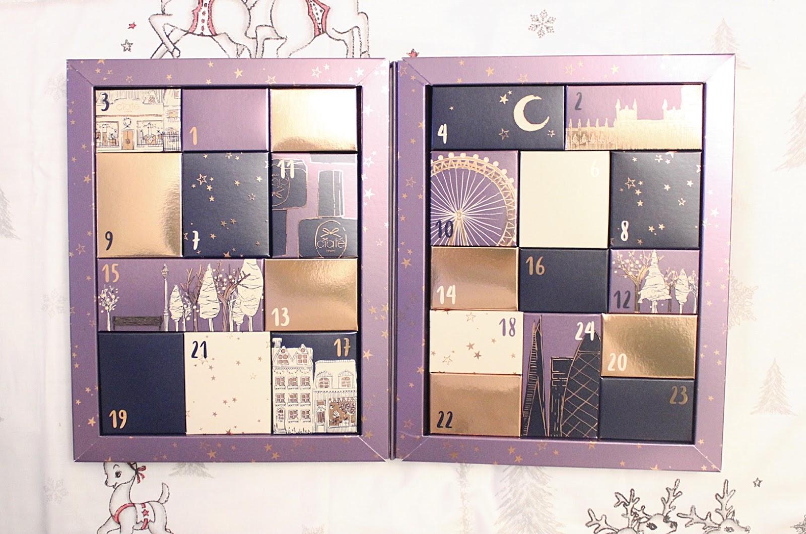 Ciaté mini mani month advent calendar