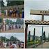Parents queue to attend graduation in Babcock University (Photos)