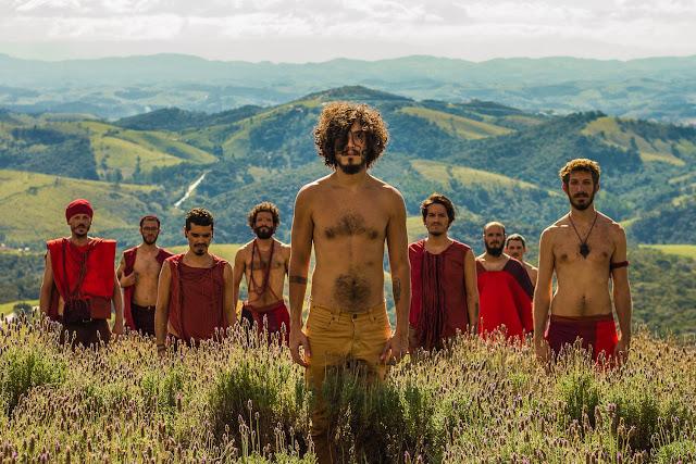 Samuca e A Selva - Madurar (2016)