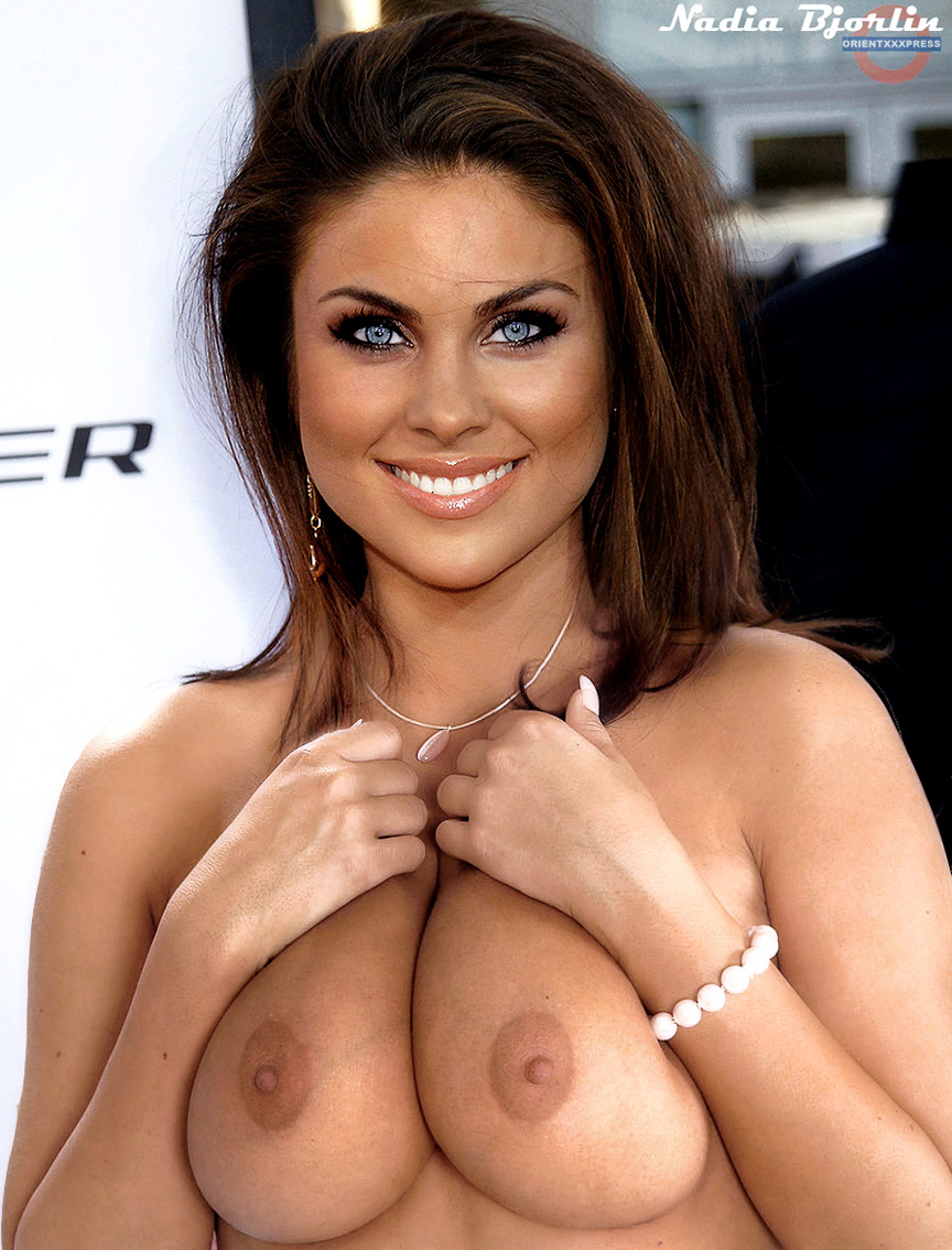 Nadia bjorlin in fucking vi good