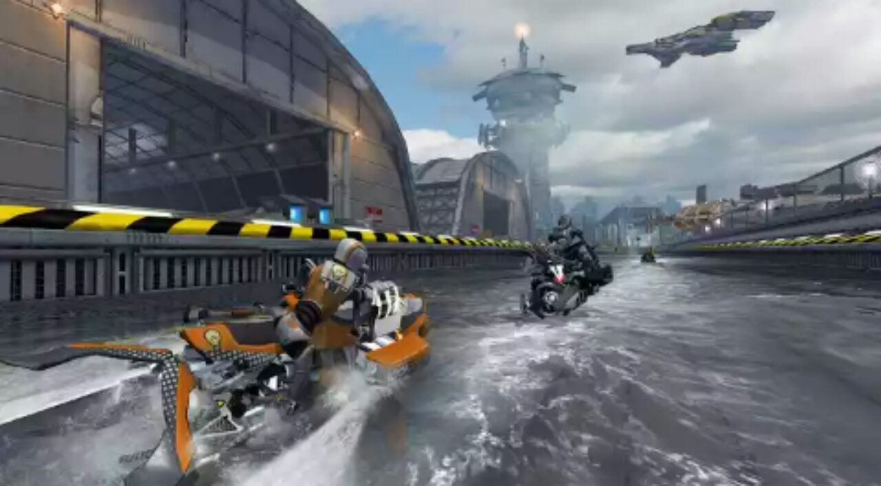 Best anime games to play in 2018: Riptide GP Renegade