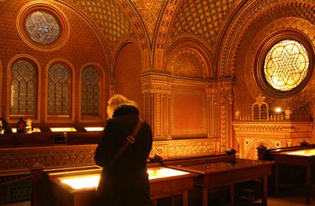 Sinagoga Española, Praga