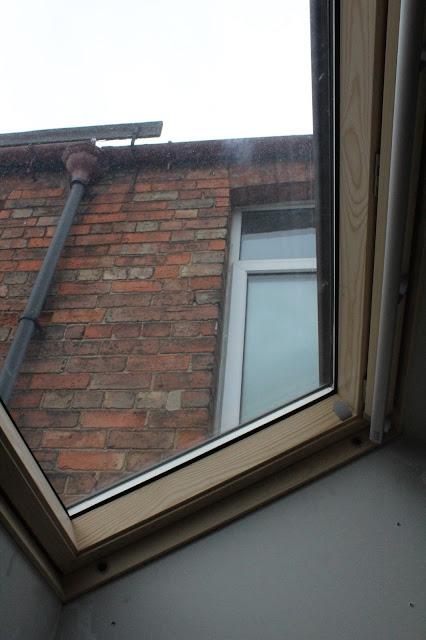 velux centre pivot roof window