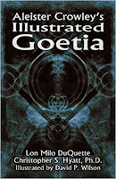 Illustrated Goetia by Crowley; on Amazon