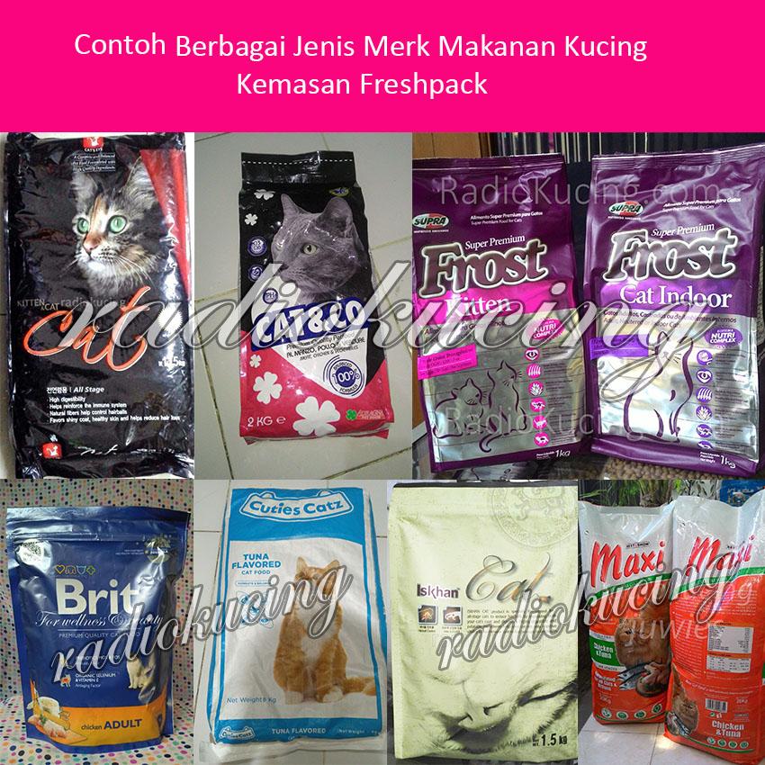 Apa Itu Makanan Kucing Repack Dan Freshpack Radiokucing Com