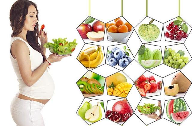 vitamin dan sumber kalsium untuk ibu hamil