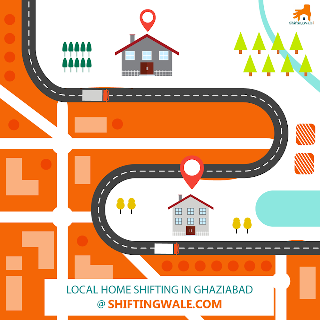 Packers and Movers Services from Delhi to Ghaziabad, Household Shifting Services from Delhi to Ghaziabad