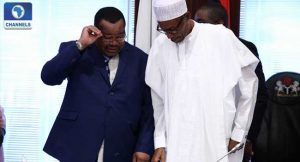 """President Muhammadu Buhari says Nigeria will fulfill its obligations to the ECOWAS Bank for Investment and Development (EBID).  The President made the pledged despite the nation's economic downturn caused largely by fallen prices of oil in the international market.  He said on Monday when he received the President of EBID, Mr Bashir Mamma, at the State House in Abuja, Nigeria's capital: """"We may be limping because of fallen oil prices, but we will fulfill our commitments to the bank.  """"We may have fallen behind, but we will live up very soon."""