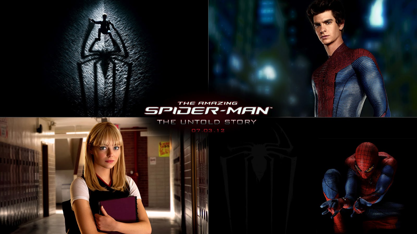 The amazing spiderman new movies wallpapers - New spiderman movie wallpaper ...