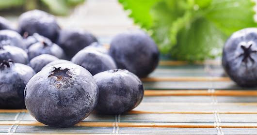 5 Gigantic health benefits of eating blueberries daily