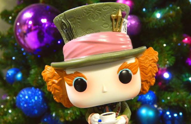 Disney Funko Pop Mad Hatter Alice In Wonderland