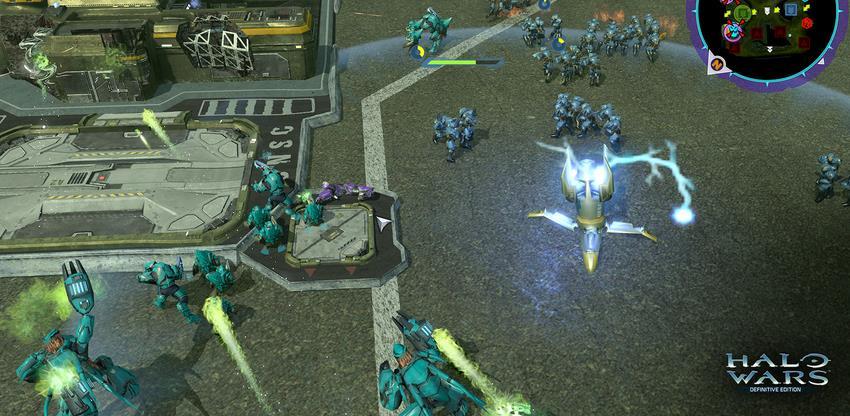Halo Wars Definitive Edition PC Full Español