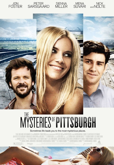 The Mysteries of Pittsburgh (2008) ταινιες online seires oipeirates greek subs
