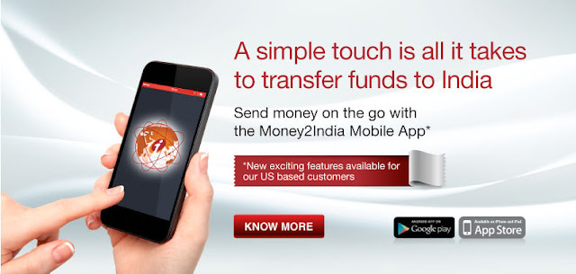 How to send money from USA or Canda to India instantly online in 1 hour?