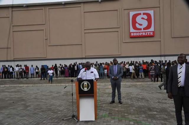 Abia State Shoprite - Abia Mall