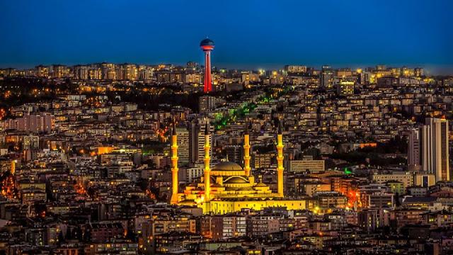 Ankara - Tahran Uçak Bileti