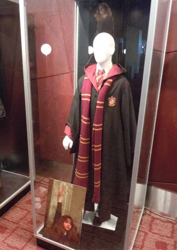Hermione Granger Hogwarts robes Harry Potter