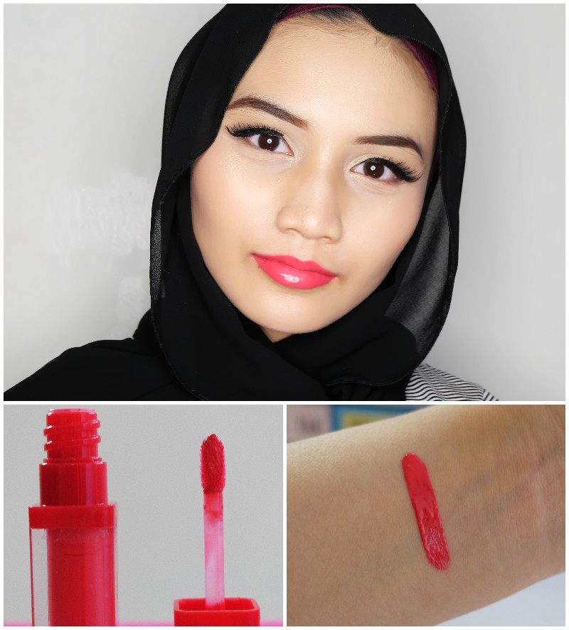 Essence Liquid Lipsticks Review + Swatches with Show Off