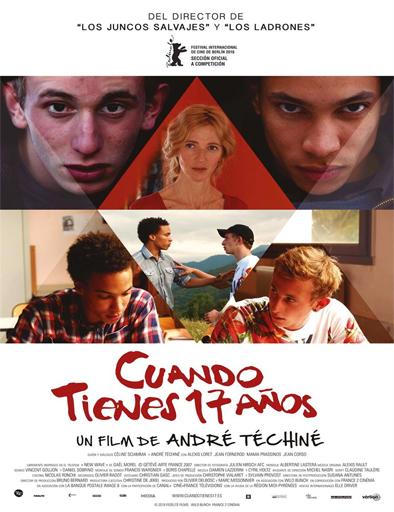 Ver Cuando tienes 17 años (Quand on a 17 ans) (2016) Online