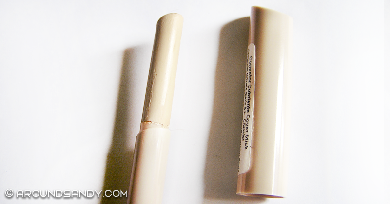 bell cosmetics 01 cover stick corrector