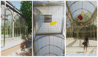 Madrid; Viagem Europa; Turismo na Espanha; Parque del Retiro; Palácio de Cristal