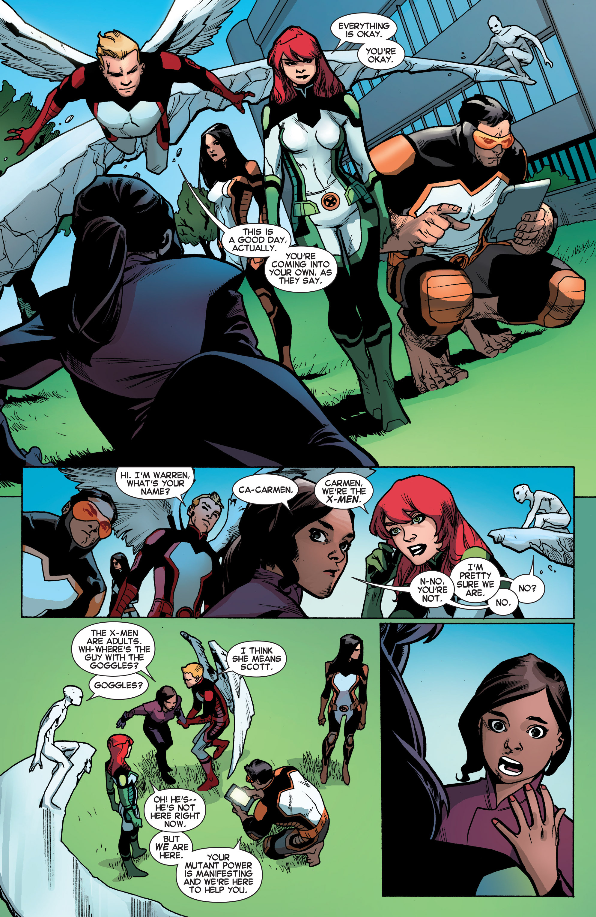 Read online All-New X-Men (2013) comic -  Issue #31 - 16