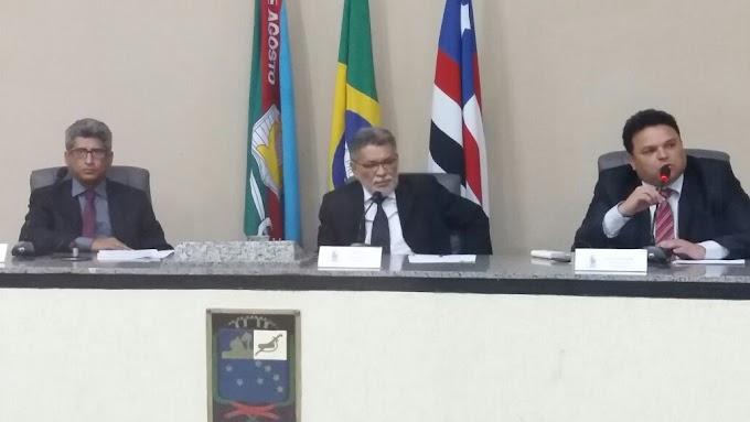 CAXIAS: Presidente da Câmara Municipal obtém êxito na aprovação de projetos do Executivo e Legislativo