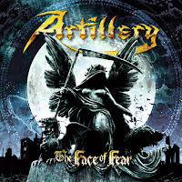 "Artillery - ""The Face of Fear"""