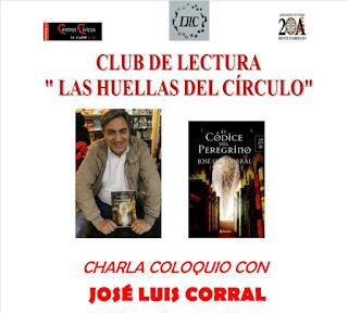 Charla Coloquio con José Luis Corral