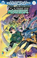 DC Renascimento: Hal Jordan e a Tropa dos Lanternas Verdes #3