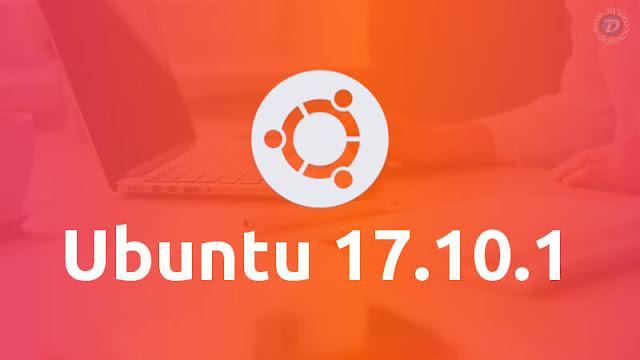 Ubuntu 17.10.1 é lançado
