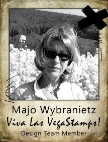 I design for Viva Las VegaStamps!