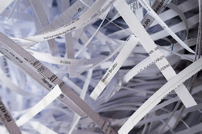 Cara Menghancurkan Dokumen Penting Supaya Aman