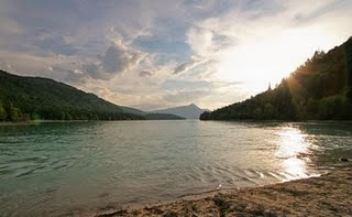 Danau Buatan Lembah Sari