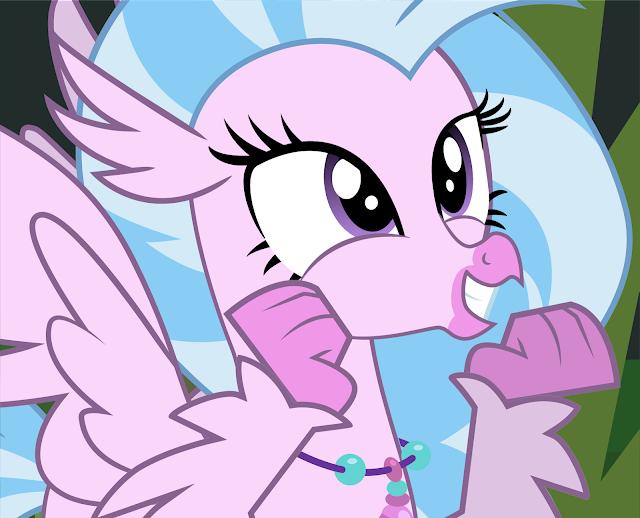 Equestria Daily - MLP Stuff!: Comic: Silverstream Says Goodnight