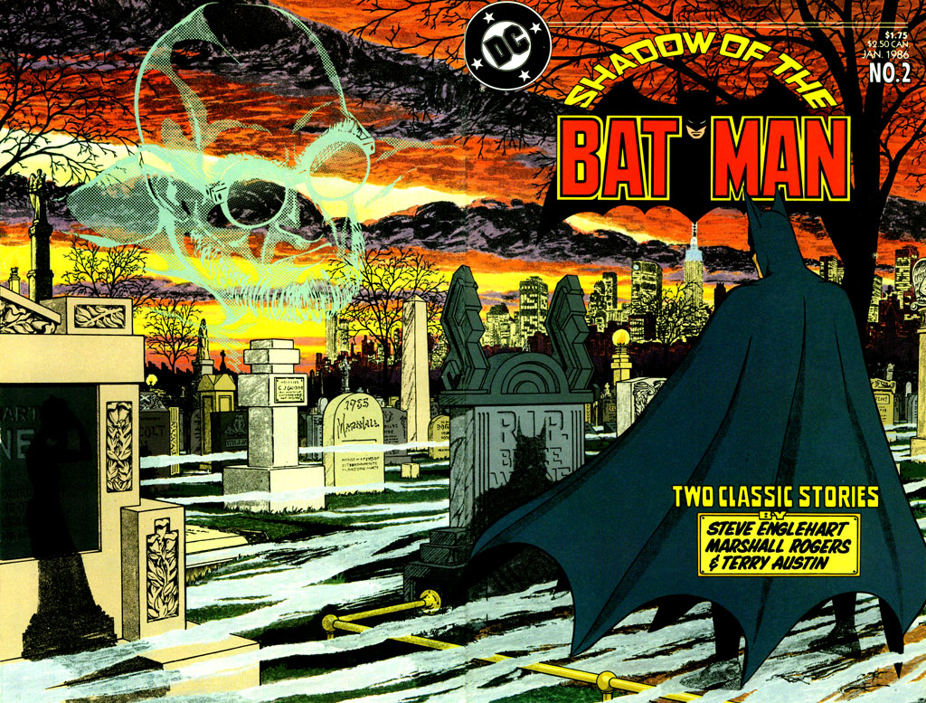 Read online Shadow of the Batman comic -  Issue #2 - 2