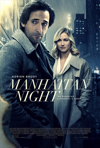 Download Manhattan Night 2016 English HDRip 700MB ESubs