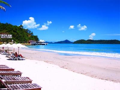 Pantai Cenang Tempat menarik di Langkawi untuk dilawati