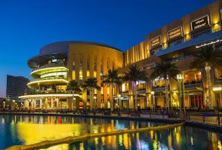 Dubai Mall, Wisata Belanja