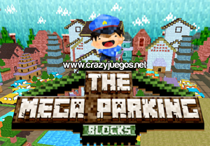 Jugar Minecraft Mega Parking