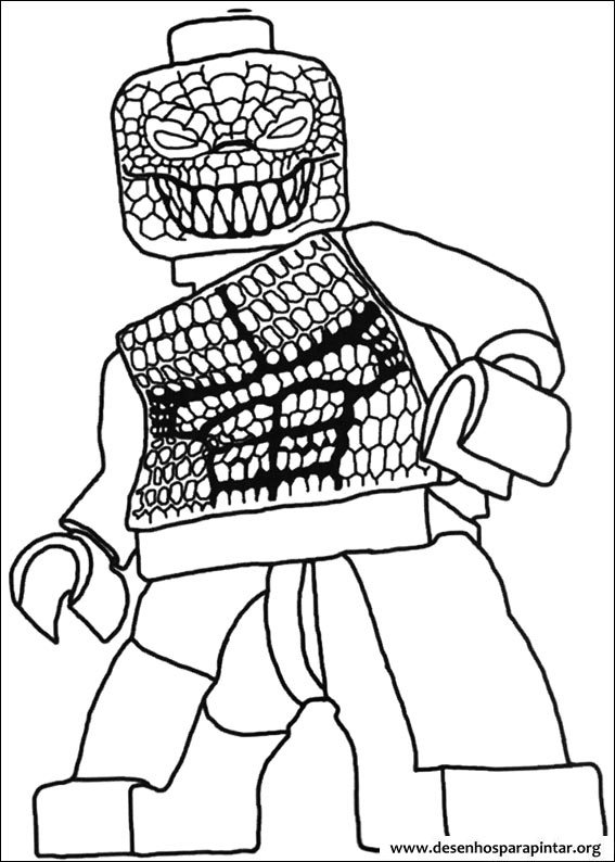 coloring pages for kids free images: lego batman movie