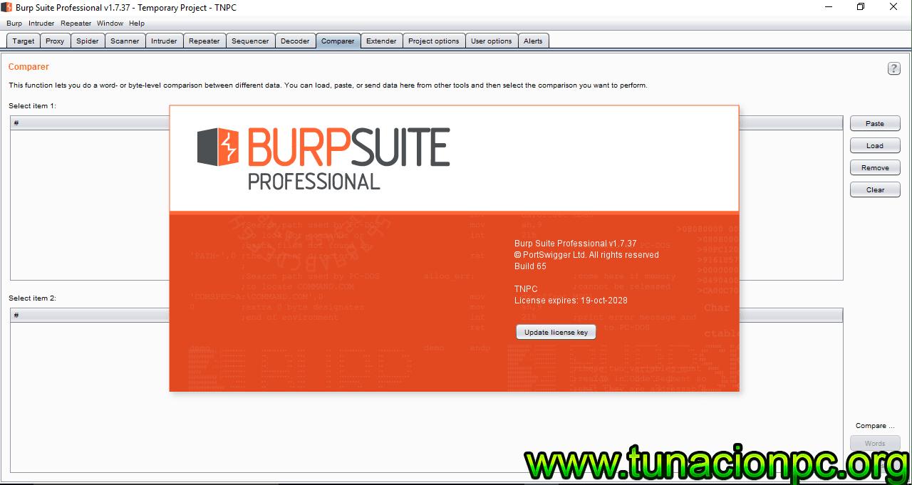 Descargar Burp Suite Professional con Activador