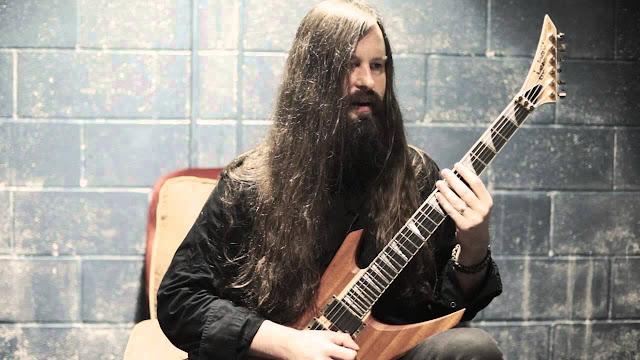 Fallece Oli Herbert guitarrista de All That Remains