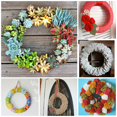 diy wreath tutorial christmas roundup all occasion make your own