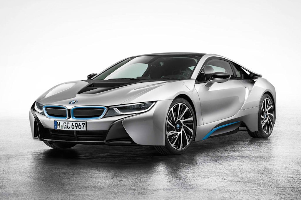Pims 2016 Bmw I8 Is For Your Eyes Only Philippine Car News Car