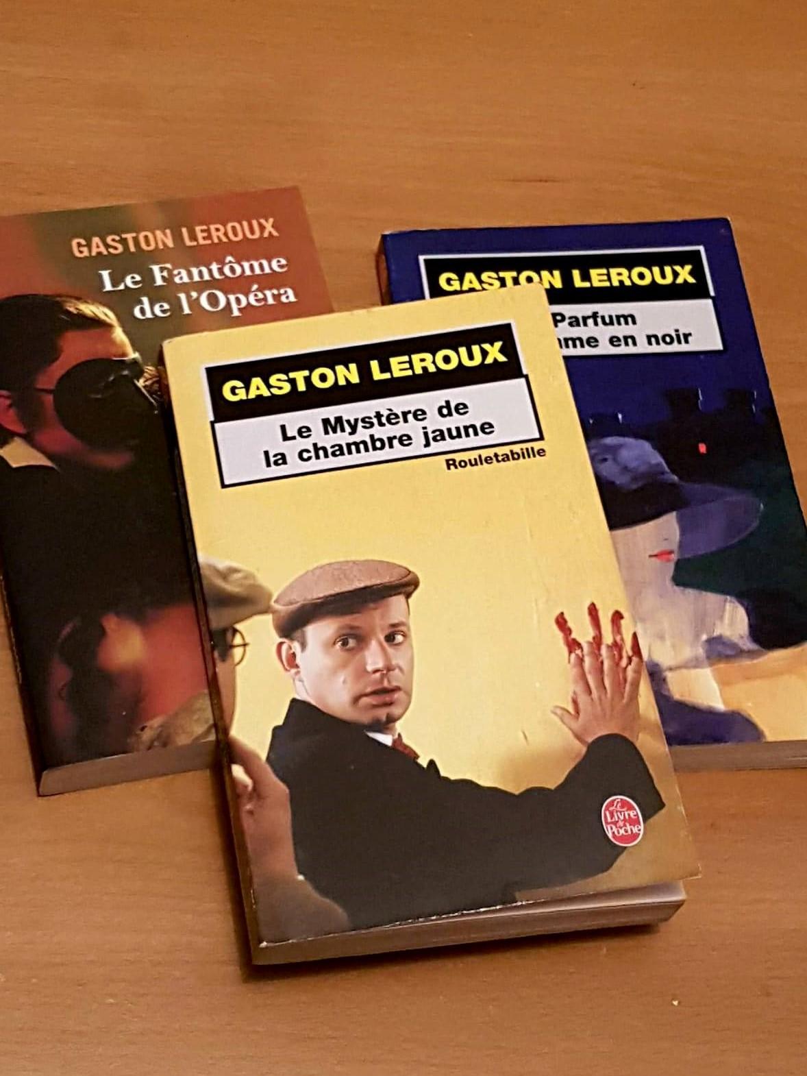 Cat s books rock 39 n 39 roll le myst re de la chambre jaune 1907 - Le mistere de la chambre jaune ...