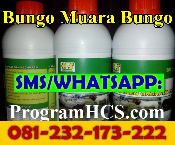 Jual SOC HCS Bungo Muara Bungo