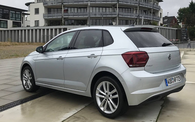 Novo VW Polo 2018 Highline Prata