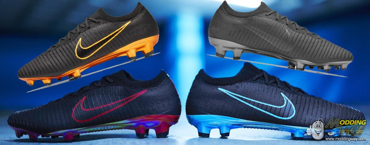 detailed look 4e1c8 d1be4 FIFA 18 Nike Mercurial Vapor XI Flyknit Ultra by ...