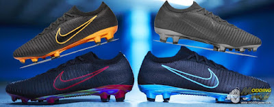 Nike Mercurial Vapor XI Flyknit Ultra All Editions by Nick_BlueLion